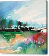 Early Afternoon 13 Canvas Print