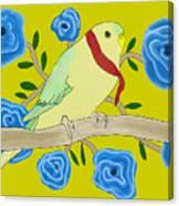 Early Bird Canvas Print