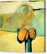 Early Blob 2 Jump Rope Canvas Print