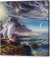 Early Earth Canvas Print