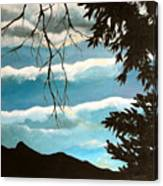 Early Evening I Canvas Print