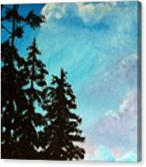 Early Evening II Canvas Print