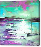 Early Morning 20 Canvas Print