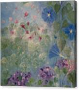 Early Morning Glory Canvas Print