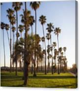 Early Morning In Santa Barbara Canvas Print