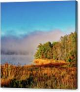 Early Morning On The Bay Canvas Print