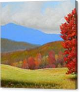 Early September Canvas Print