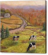 Early Spring Vermont Canvas Print