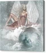Earth Angel 2 Canvas Print