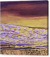 Earth Art 13 Canvas Print