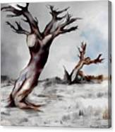 Earthbound Canvas Print