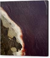 Earth's Arteries 3 Canvas Print