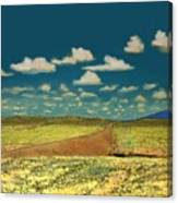 East Of Flagstaff Arizona Canvas Print