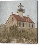 East Point Lighthouse Canvas Print