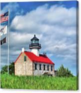 East Point Lighthouse Nj Canvas Print