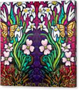 Easter Banner Canvas Print