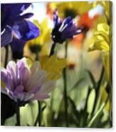 Easter Bouquet  Canvas Print