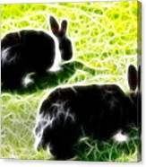 Easter Bunny 1 Canvas Print