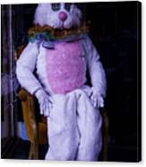 Easter Bunny Costume  Canvas Print