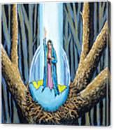 Easter Emergence Canvas Print
