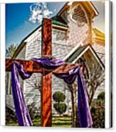 Easter Morning Canvas Print