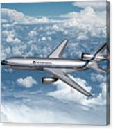 Eastern Air Lines Dc-10-30 Canvas Print