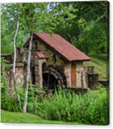 Eastern College - Water Mill Canvas Print