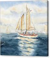Eastwind Canvas Print
