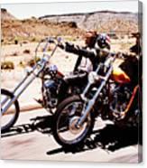 Easy Rider Photo Canvas Print