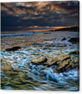 Ebb And Flow II Canvas Print