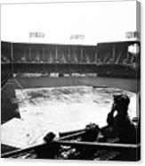 Ebbets Field, C1950 Canvas Print