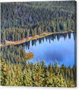 Echo Lake 7 Canvas Print