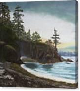 Echo Point II Canvas Print