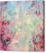 Echoes Of Joy Canvas Print