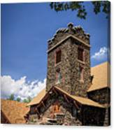 Eckert Colorado Presbyterian Church Canvas Print