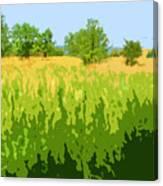 Eckert Skyline 1 Canvas Print