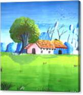Eco Friendly Environment 1 Canvas Print