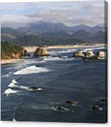 Ecola Vista Canvas Print