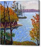 Ecp 10-26 Canvas Print