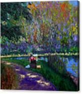 Ecp 10-3 Canvas Print