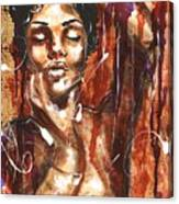 Ecstacy Canvas Print