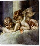 Ecstacy Of Saint Theresa Canvas Print