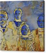 Ectoplasma 2 Canvas Print