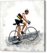 Eddie Merckx #2 Canvas Print