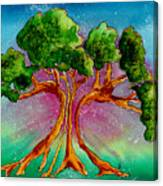 Eden's Tree Canvas Print