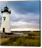Edgartown Lighthouse Cape Cod Canvas Print