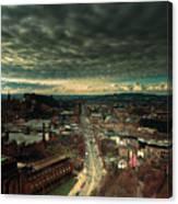 Edinburgh Collection  Canvas Print
