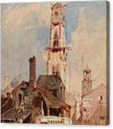 Eduard Hildebrandt, Baltimore Canvas Print