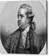 Edward Gibbon, English Historian Canvas Print