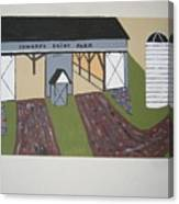 Edwards Dairy Farm Canvas Print